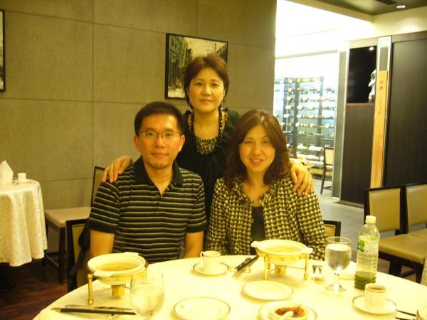 reunion at Taiwan!