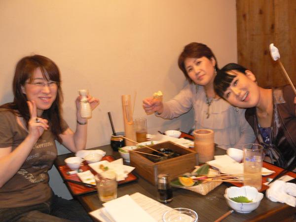 eating tempura