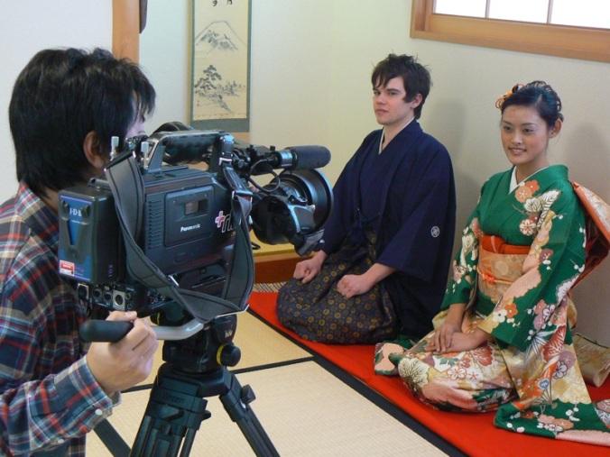 what�s going on here wahaha japanese language school